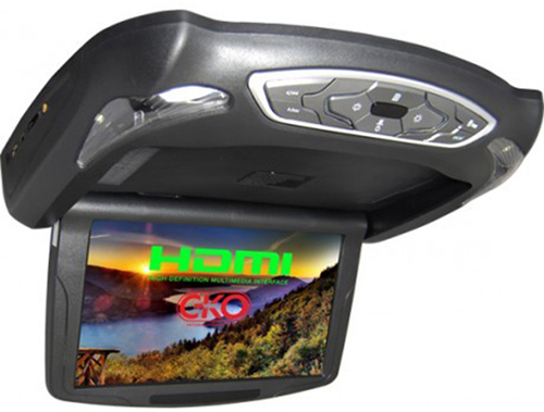 "CKO 10"" ROOF SCREEN DVD"