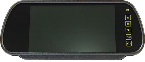 "CKO 7"" STALK MIRROR MONITOR"