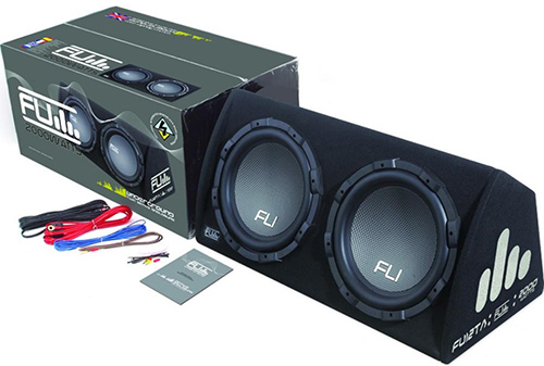 "FLI FU12TA 12"" ACTIVE TWIN BOX"