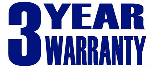 GARMIN 3 YEAR WARRANTY