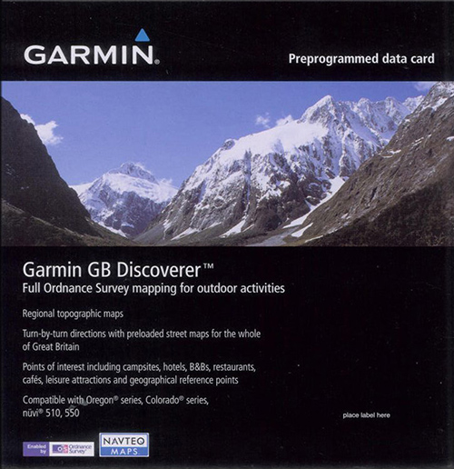 GARMIN DISCO GB PREMIUM
