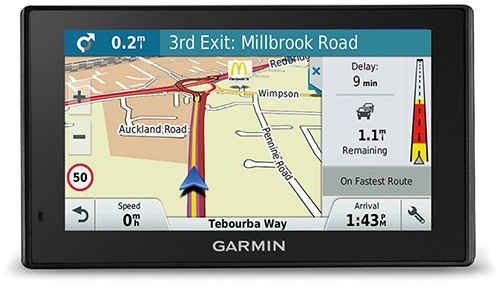 GARMIN DRIVESMART 51LMT-S UK