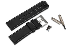 GARMIN LEATHER BAND