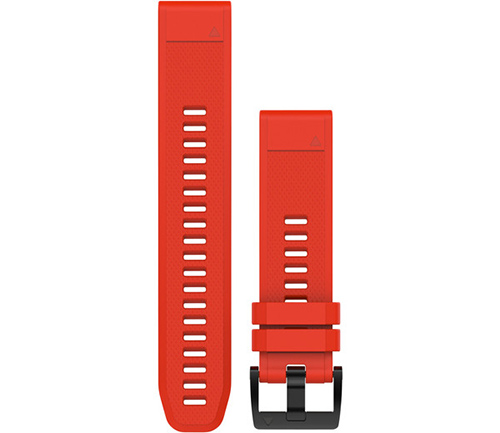 GARMIN QUICKFIT FLAME RED BAND