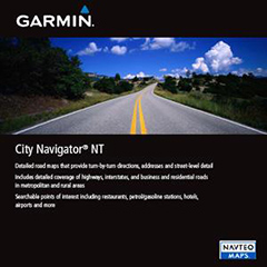 GARMIN SD NORTH AMERICA MAPS