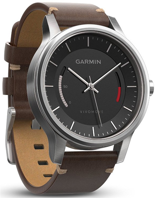 GARMIN VIVOMOVE PREM STEEL