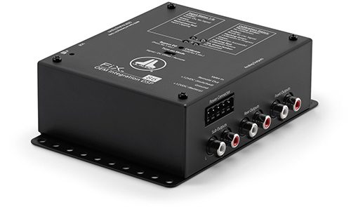 JL AUDIO FIX-86 DSP EQUALISER