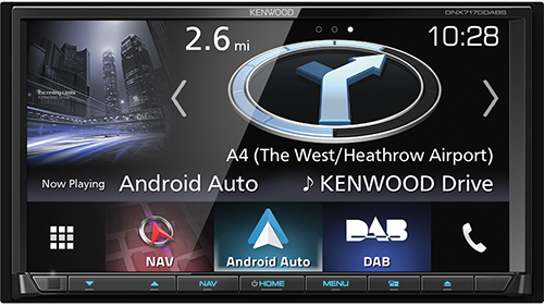 KENWOOD DNX 7170DABS