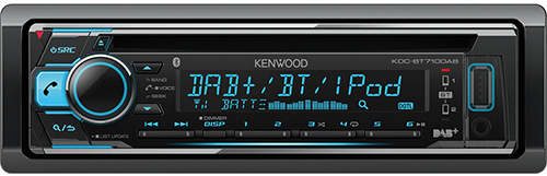 KENWOOD KDC BT710DAB