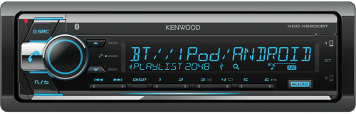 KENWOOD KDC X5200BT