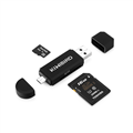 KIWIBIRD OTG/USB CARD READER