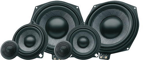 MTX BMW 3 REPLACEMENT SPEAKERS
