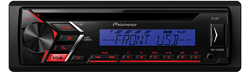 PIONEER DEH S100UBB