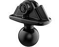 "1"" BALL GARMIN VIRB DIVE CASE"