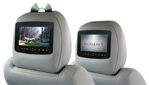 ROSEN AV7950 H TWIN DVD KIT