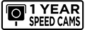 1 YEAR SPEED CAMERA