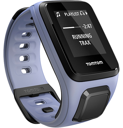 TOMTOM SPARK MUSIC PURPLE SML